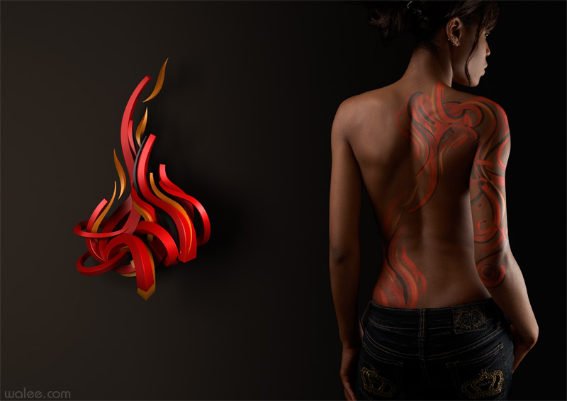 Tattoo Series 2 - Tattoo Series 2 - Earth the 3rd element »